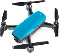 DJI Spark Fly More COMBO blue